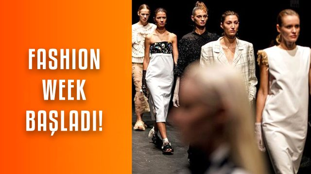 Mercedes-Benz Fashion Week 14.Sezonu başladı